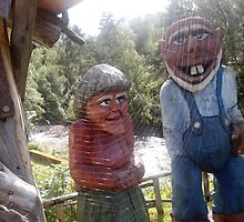 Norway trolls by natbern