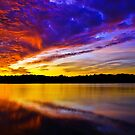 Burning sky 2 by LudaNayvelt