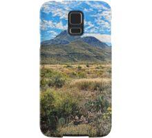Under Texas Skies Samsung Galaxy Case/Skin
