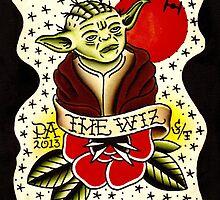 The Wiz by pokeytattooer