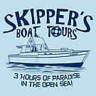 Skipper's Boat Tours by Alex Pawlicki