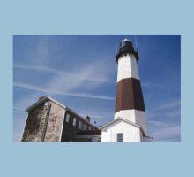 < Montauk Point Lighthouse > T-Shirt