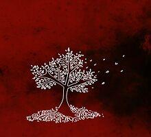 Wind Red by gizemakdogan