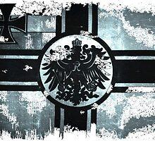 Reichskriegsflagge(Imperial War Flag) by Arikarrion