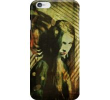 It's Hard To Dance With The Devil On Your Back iPhone Case/Skin