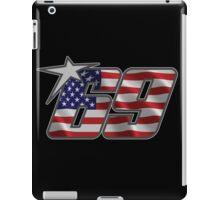 Nicky Hayden 69 iPad Case/Skin