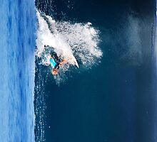 iPad Case. John John Florence. by Alex Preiss
