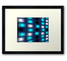 Abstract 723 Framed Print