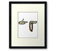 Run the jewels 2 Framed Print