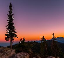 Sail Mountain sunrise  by RevelstokeImage