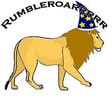 Rumbleroar by Sherwoodini