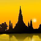 Wat Arun - Temple of Dawn by pda1986
