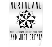 Northlane Logo Lyrics Merch Poster