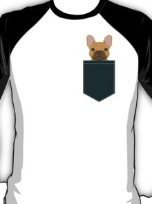 Willow - French Bulldog phone case art design for dog lovers and dog people T-Shirt