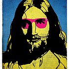 Hollywood Jesus by mikebone