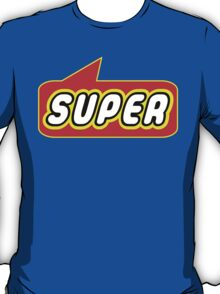 SUPER by Bubble-Tees.com T-Shirt