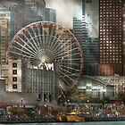 City - Chicago, IL - Pier Pressure by Mike  Savad