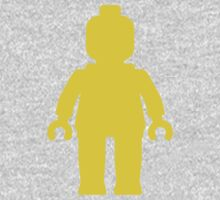Minifig [Yellow]  Kids Clothes