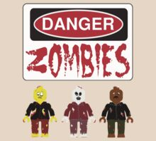 DANGER ZOMBIES by ChilleeW