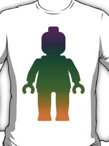 Minifig [Large Rainbow 3] T-Shirt