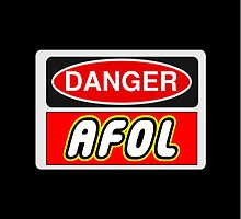 AFOL Sign by Chillee Wilson, Customize My Minifig by ChilleeW