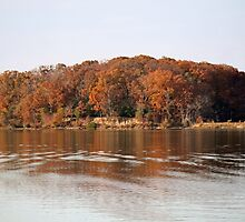 Autumn Bank by WalnutHill