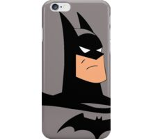 Batman Animated iPhone Case/Skin