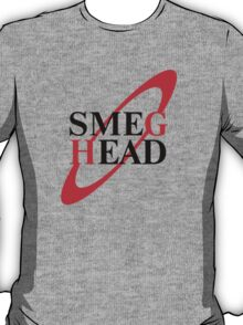 Smeg Head Black T-Shirt