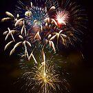 Fireworks by njordphoto
