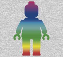 Minifig [Rainbow 1]  Kids Clothes