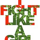 I Fight Like A Girl - PI by minorbubbles