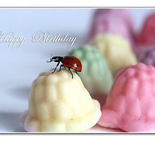 Happy Birthday! by Ellen van Deelen