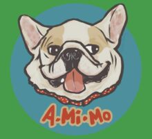 A.Mi.Mo the French Bulldog! Kids Clothes