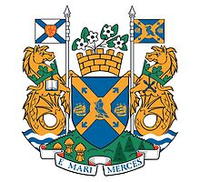 Halifax Coat of Arms  by abbeyz71