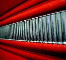 Red Interior by Kitsmumma