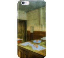 Antique Office iPhone Case/Skin