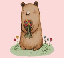 Bear Bouquet Kids Clothes