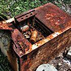 Rust Still Life by GolemAura