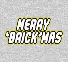 MERRY 'BRICK'MAS Kids Clothes