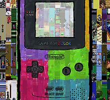 Gameboy Color by Mixtape