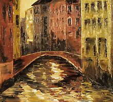 Streets of Water by Trisha Lamoreaux