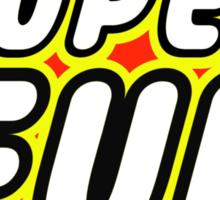 SUPER FUN Sticker