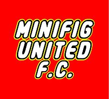MINIFIG UNITED FC, Customize My Minifig by ChilleeW
