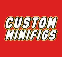CUSTOM MINIFIGS, Customize My Minifig by ChilleeW