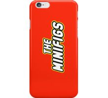 THE MINIFIGS iPhone Case/Skin