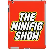 THE MINIFIG SHOW iPad Case/Skin