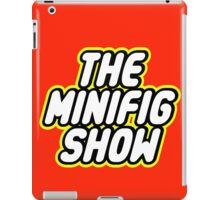 THE MINIFIG SHOW iPad Case/Skin