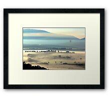 Yarra Valley Sunrise Framed Print