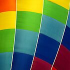 Balloon Fabric by cshphotos