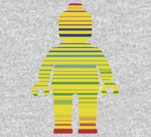 Striped Minifig, Customize My Minifig Kids Clothes